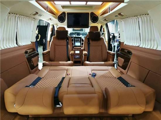 RV business car refitting