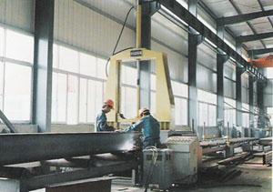 H型钢 自动组立机