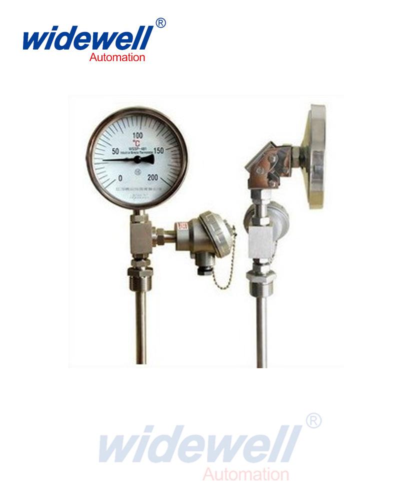 WW-WSS系列双金属温度计