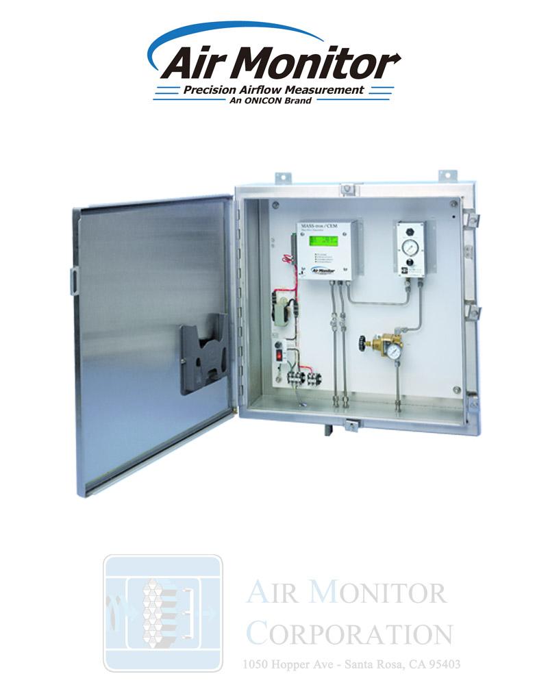 CEMS烟气流量测量系统