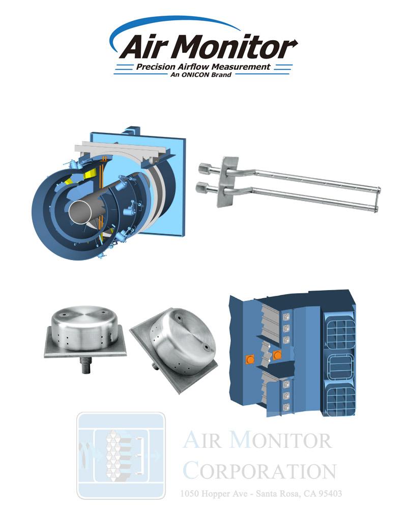 IBAM燃烧器内风量测控系统