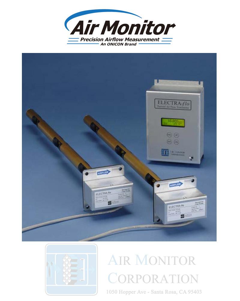 ELECTRA-flo热式气体流量计