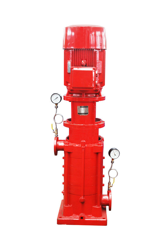 XBD-DL消防立式多级泵