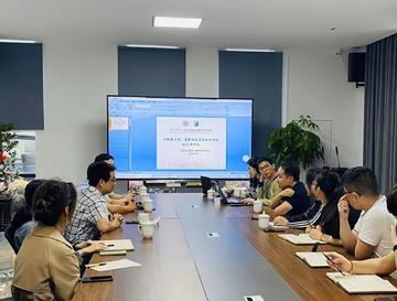 瑞安市人民医院和慈溪市人民医院专家来访研究院开展学术交流