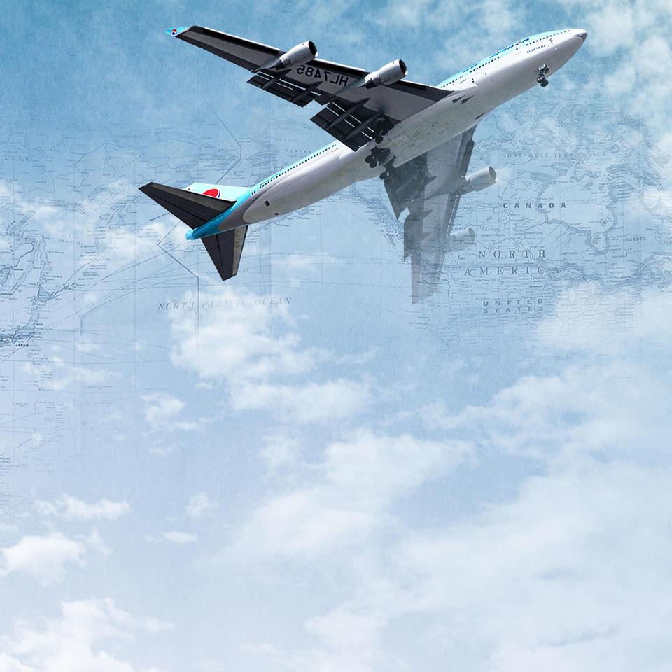 国际空运专线