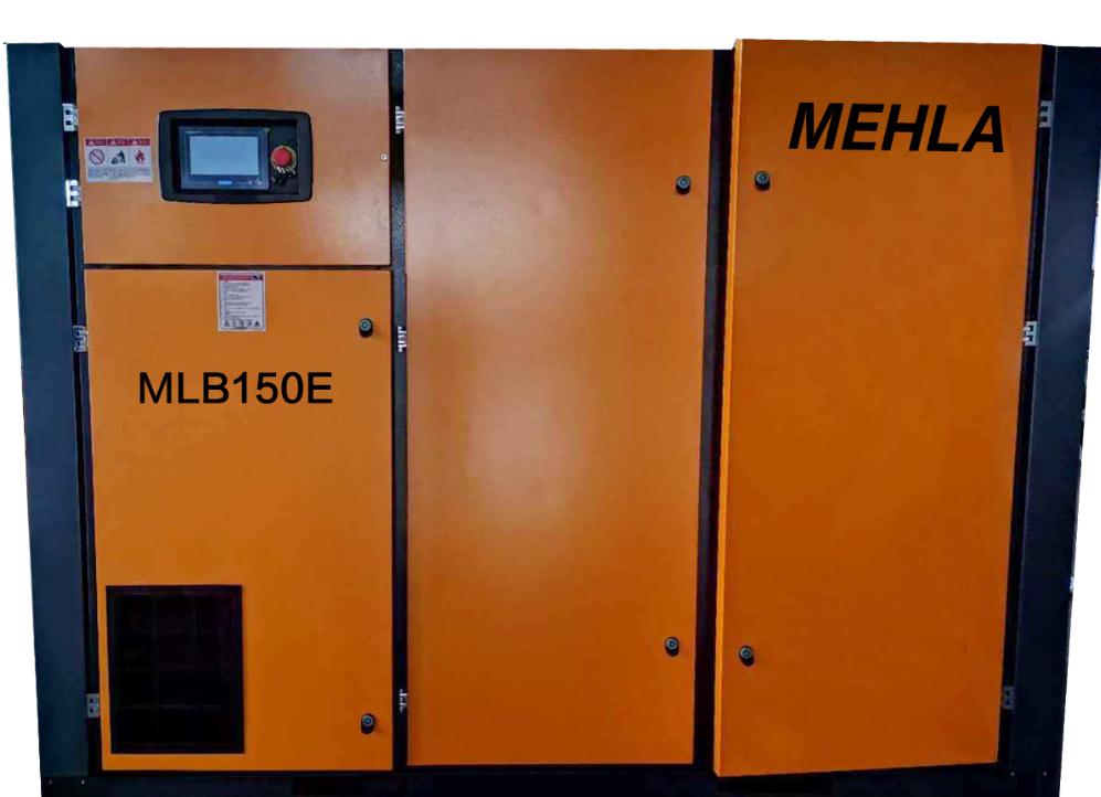 玛拉MEHLA 150HP双级压缩