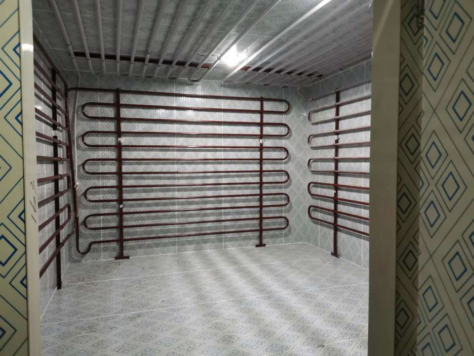 铁排管冷冻库