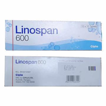 利奈唑胺片剂(LINOSPAN 600MG )不能和哪些食物一起服用?