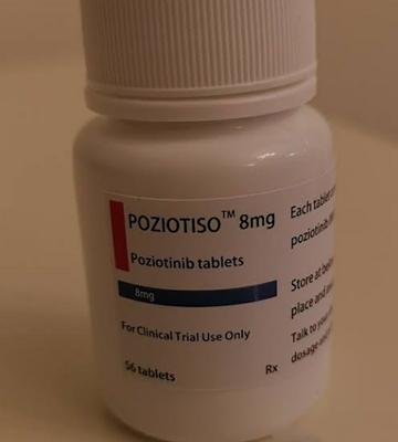 波奇替尼(波齐替尼)Poziotinib在中国一盒要多少钱?