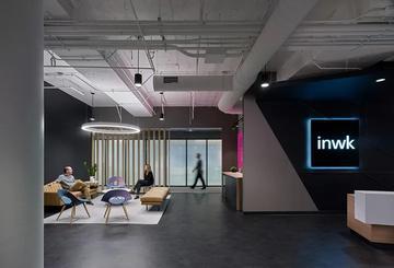 营销执行公司Inner WorKings 芝加哥总部设计