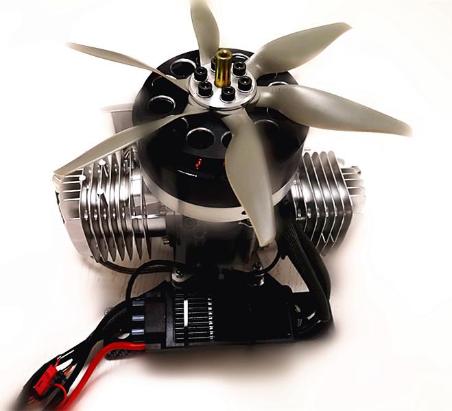 MIAT M2400/M4200/M6000油动发电机