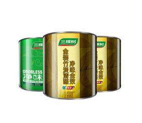 金装净味抗甲醛五合一内墙乳胶漆墙面漆 油漆涂料套装