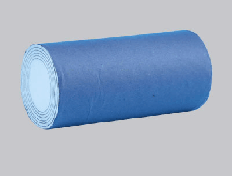 Cutting Cotton Roll