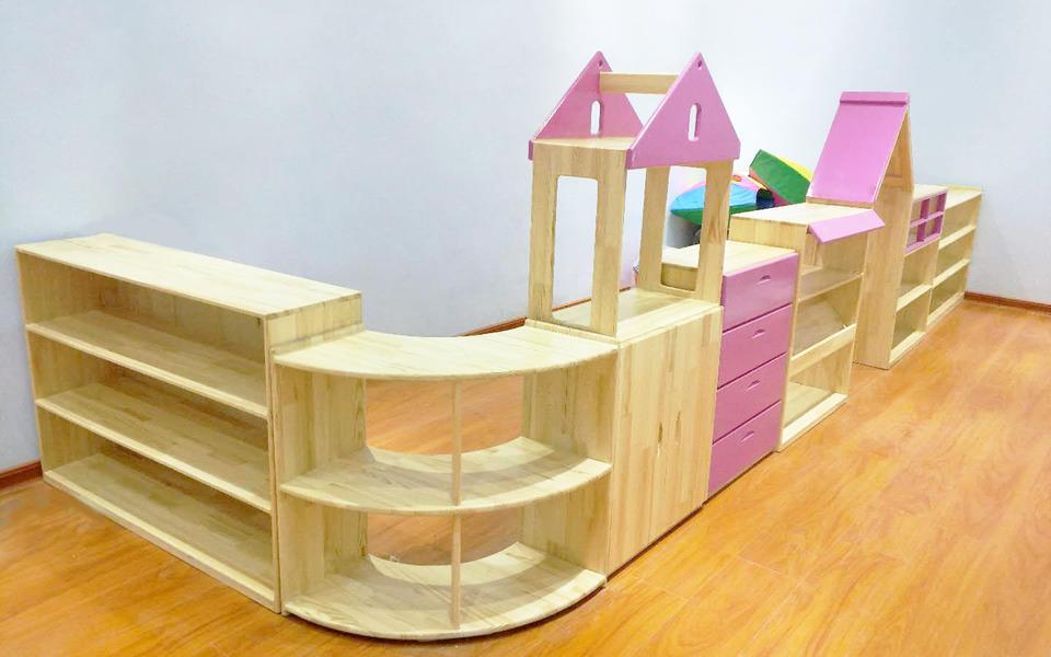 幼儿园木质设备