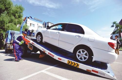 安康机动车修理
