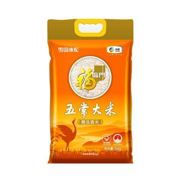 【猫超包邮】福临门五常大米,拍2件,20斤,券后:¥97.9