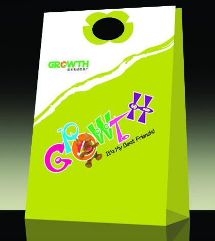上海印刷定制手提纸袋食品袋服装袋