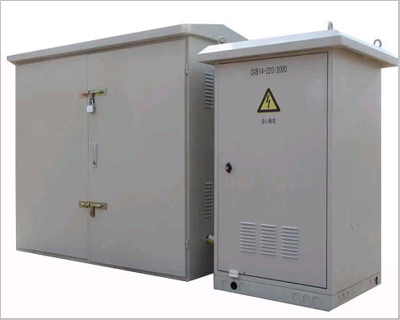 电器柜钣金制作加工