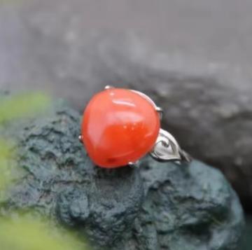春节优惠(五):精品南红戒指