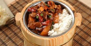上海木桶饭培训 上海木桶饭培训班 上海木桶饭小吃培训学校