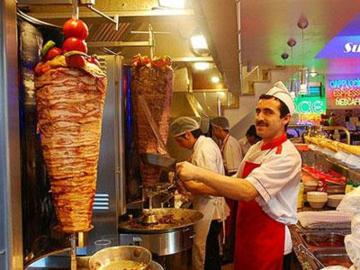 上海土耳其烤肉培训 上海土耳其烤肉培训班 上海土耳其烤肉小吃培训学校