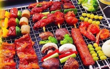 上海无烟烧烤培训 上海无烟烧烤培训班 上海无烟烧烤小吃培训学校