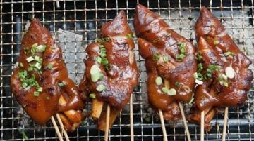 上海烤猪蹄培训 上海烤猪蹄培训班 上海烤猪蹄小吃培训学校