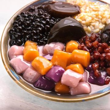 上海鲜芋仙台式甜品培训 上海鲜芋仙台式甜品培训班 上海鲜芋仙台式甜品小吃培训学校