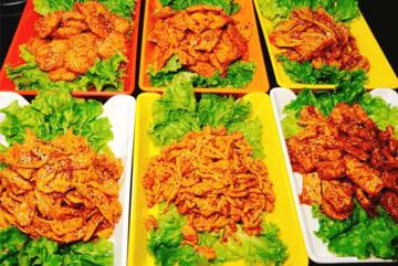 中山手撕素肉培训 中山手撕素肉培训班 中山手撕素肉小吃培训学校