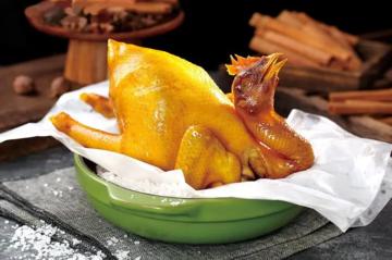【中餐培训】盐焗鸡培训班 — 正宗盐焗鸡技术培训 — 盐焗鸡特色小吃培训学校