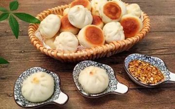 【早餐培训】上海生煎包培训班 — 正宗上海生煎包技术培训 — 上海生煎包特色小吃培训学校