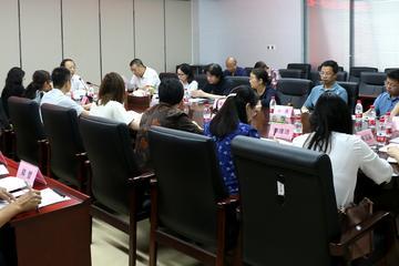 盟省委举办新入盟代表人士座谈会 范九伦出席并讲话