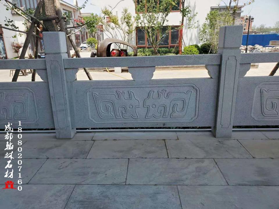 四川花崗石欄杆生产厂家