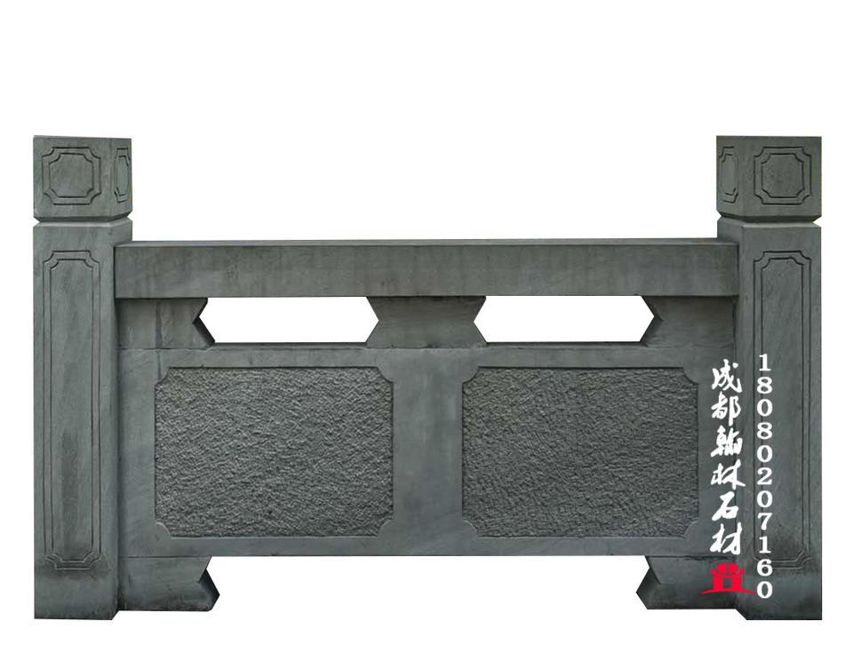生产厂家青石欄杆批发常年不间断供应
