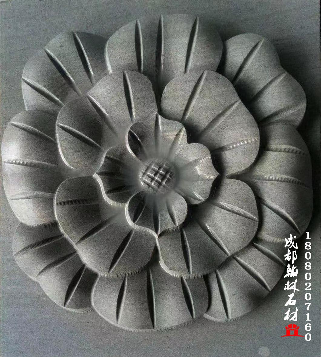 四川石雕花技術精湛