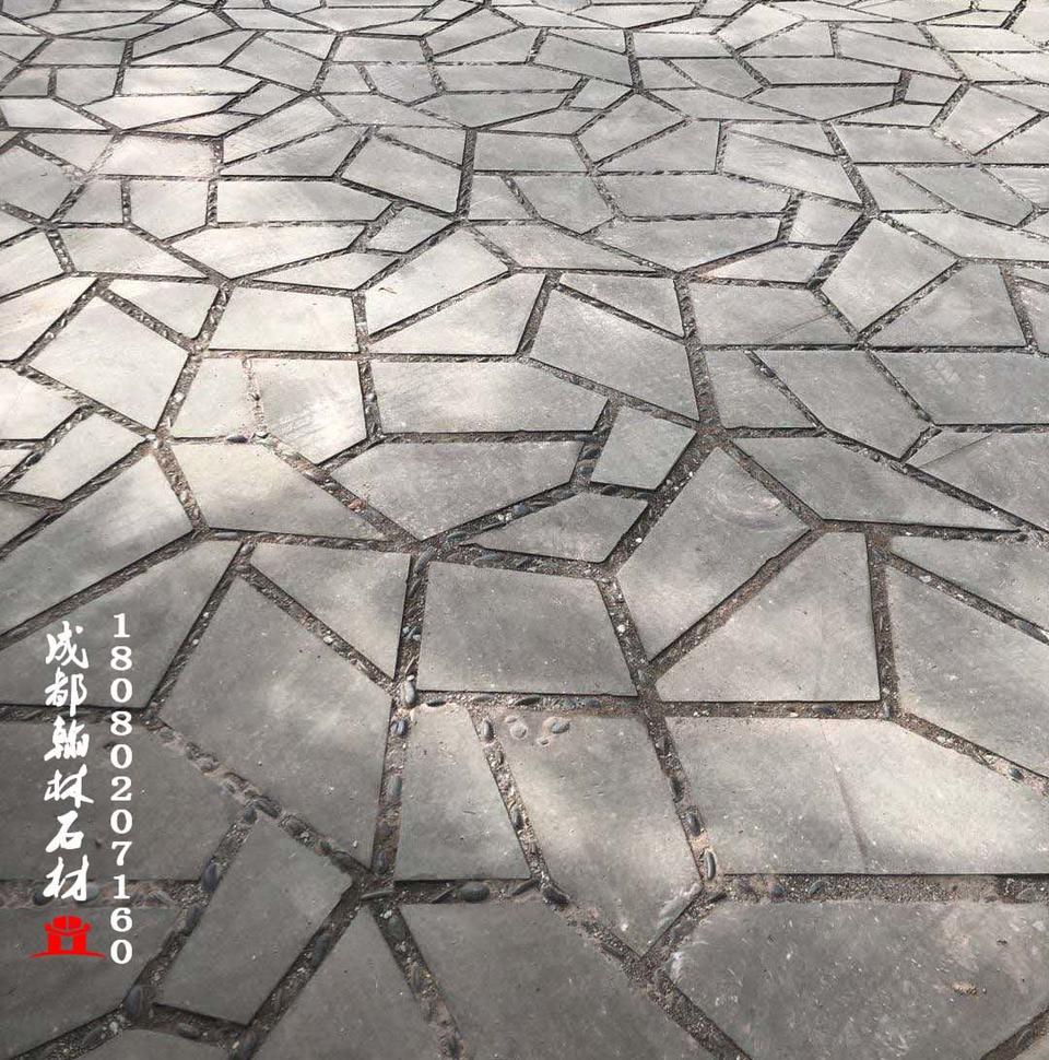 四川青石碎拼_翰林石材专业值得信赖