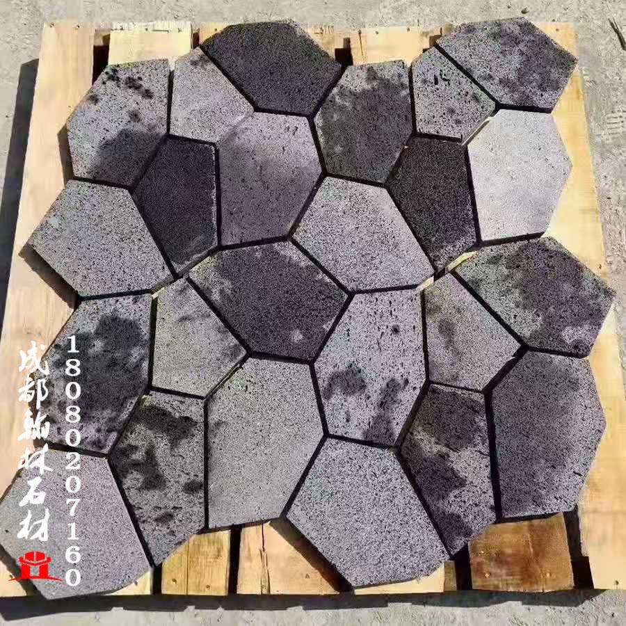 四川精工制作火山岩青石板厂