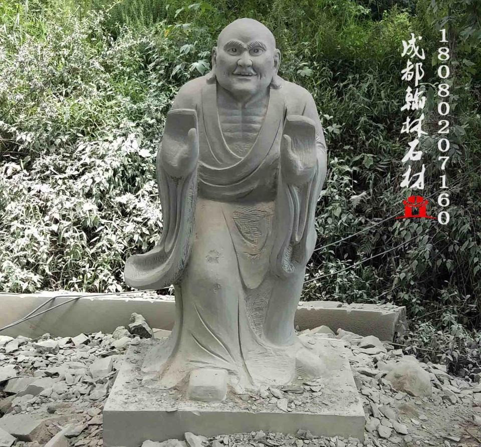 四川保证做工品质石雕佛像厂家批发