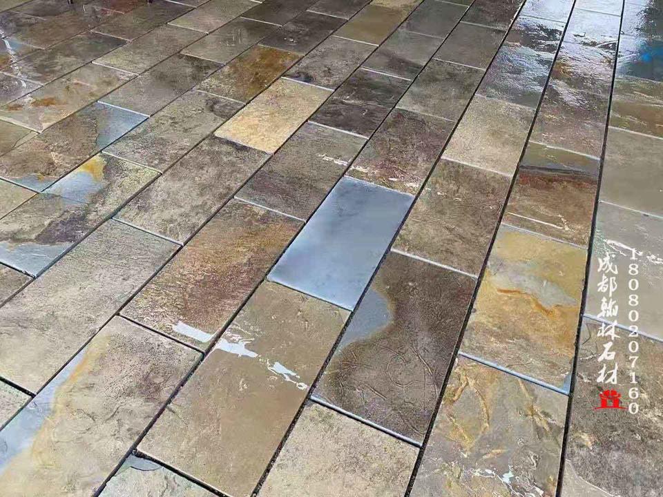 四川黄锈板自然面质量放心可靠