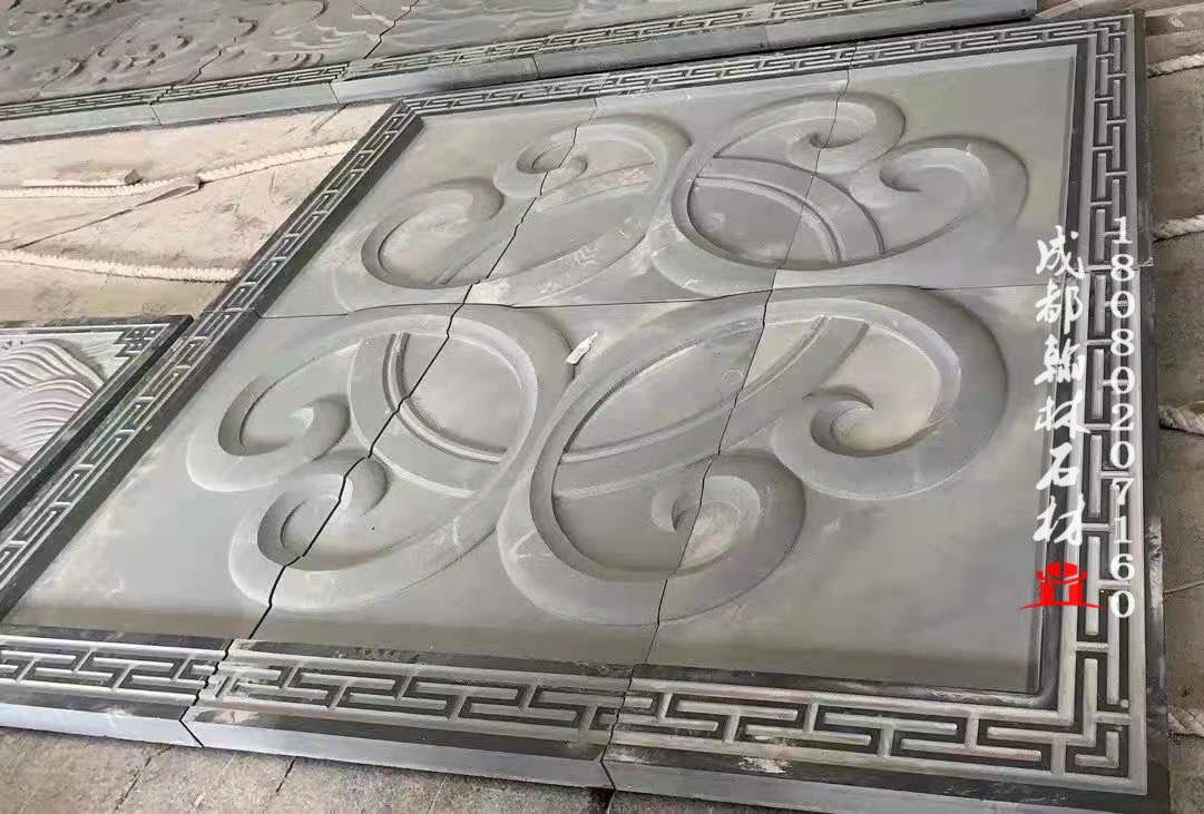 四川青石浮雕板精工制作