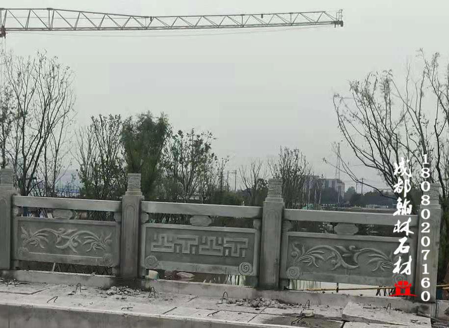 青石石雕栏杆多少钱一米_四川|贵州|重庆厂家直销