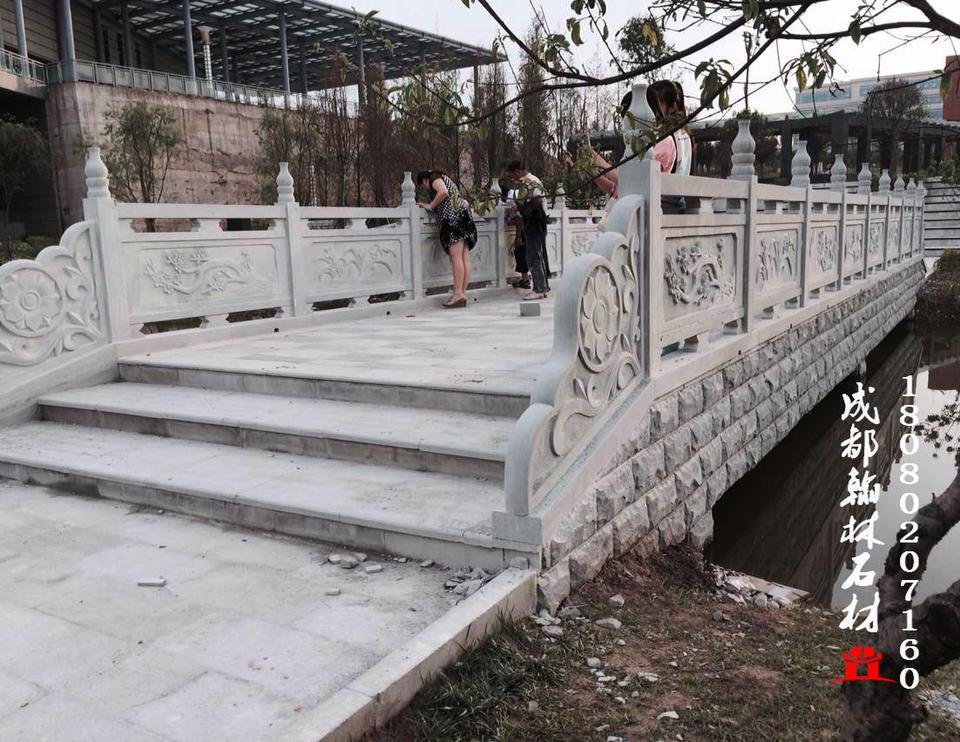 质量放心可靠青石桥栏杆四川