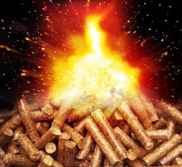 【菏泽颗粒厂】生物质气燃烧稳定性与层流燃烧特性的试验