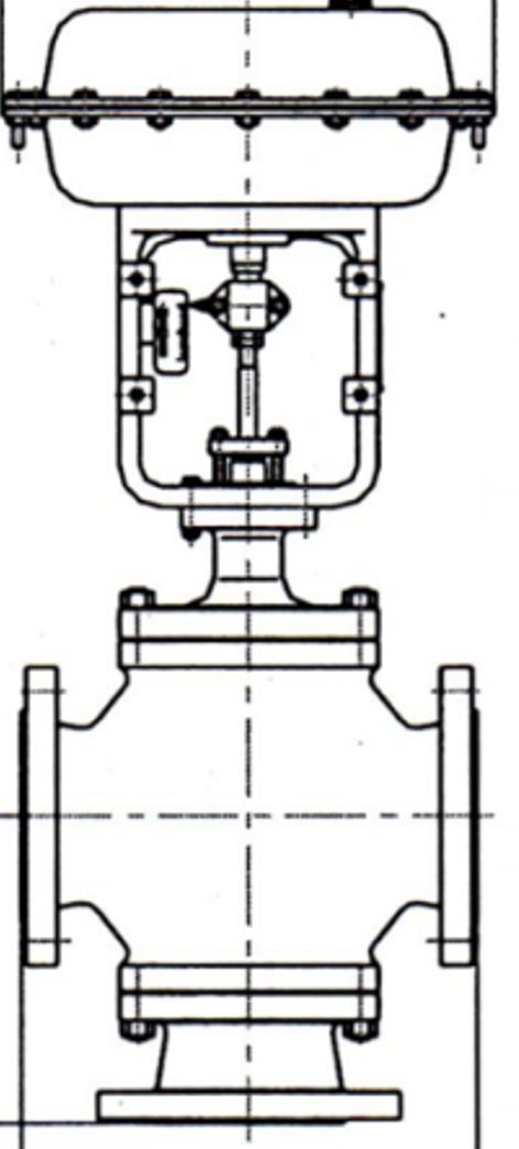 YJAQ(X)型气动三通调节阀