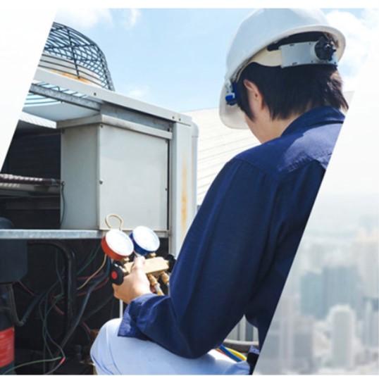 中央空调维修检测