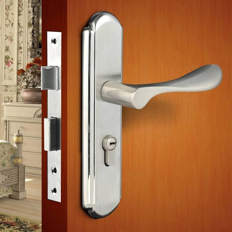 门锁芯更换