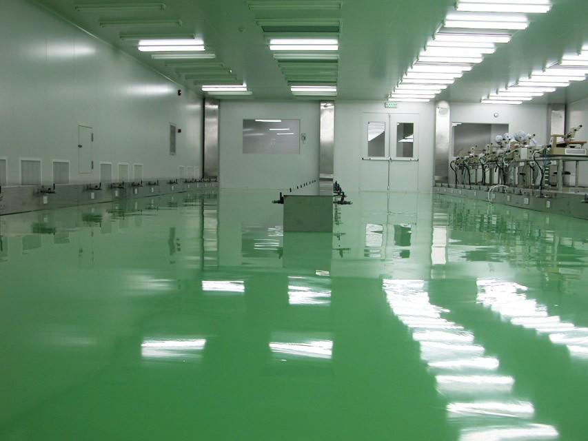 GB51110-2015洁净厂房施工及质量验收规范
