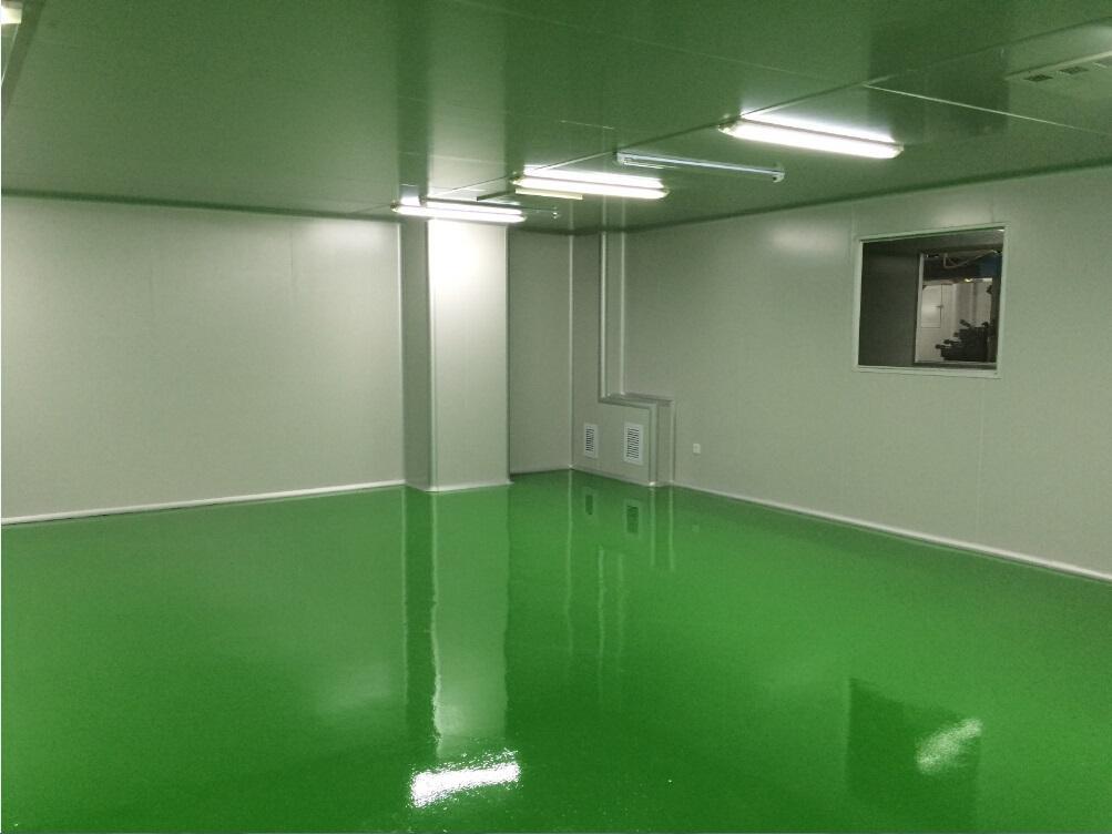 无尘车间地坪漆的施工流程及验收标准