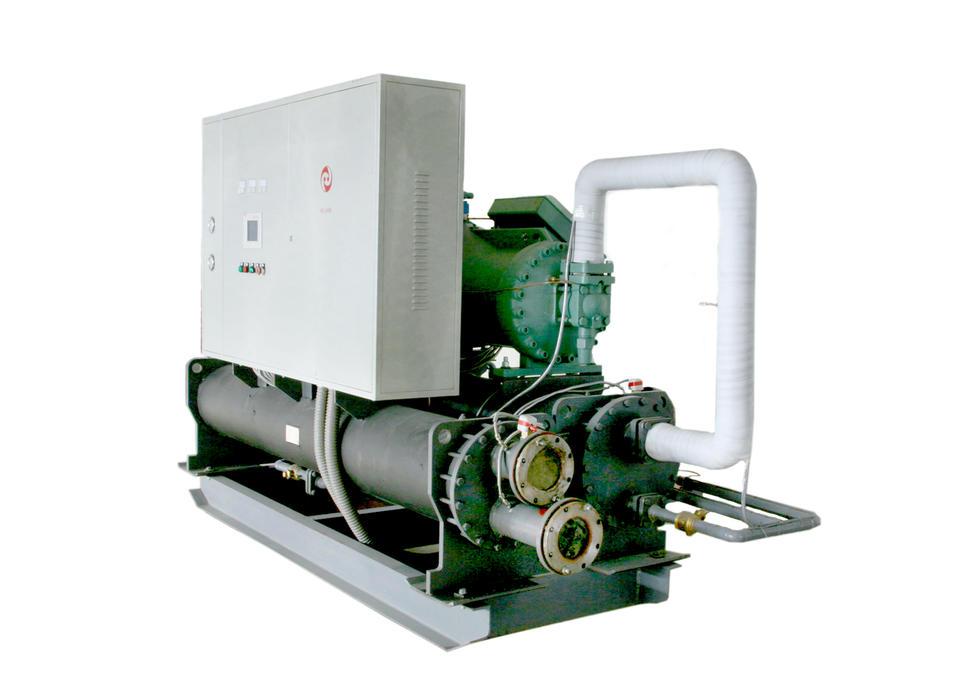 浅层地热能-土壤源热泵
