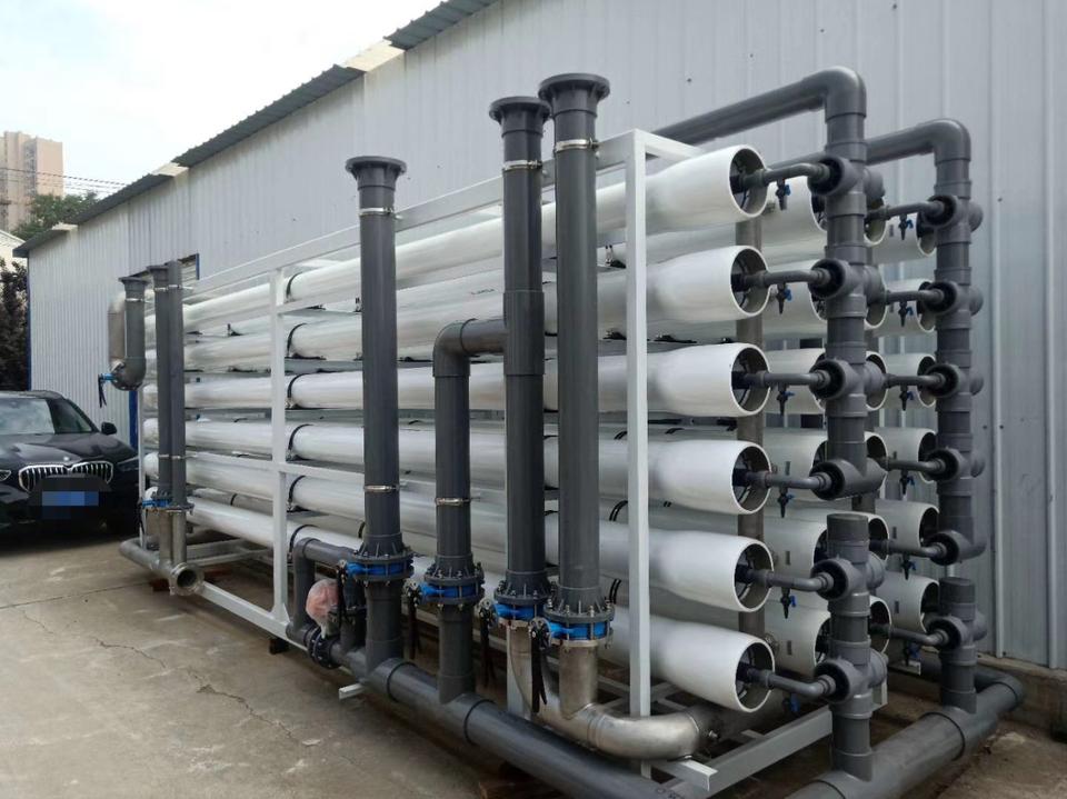 纯水反渗透(RO)系统